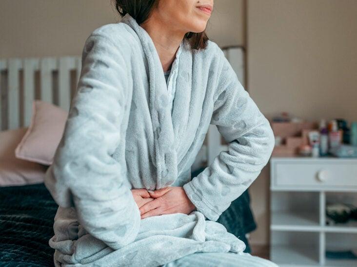 ovarian cancer no period