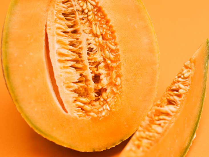 Honeydew Vs Cantaloupe What S The Difference Eating cantaloupe may bring a number of health benefits. honeydew vs cantaloupe what s the