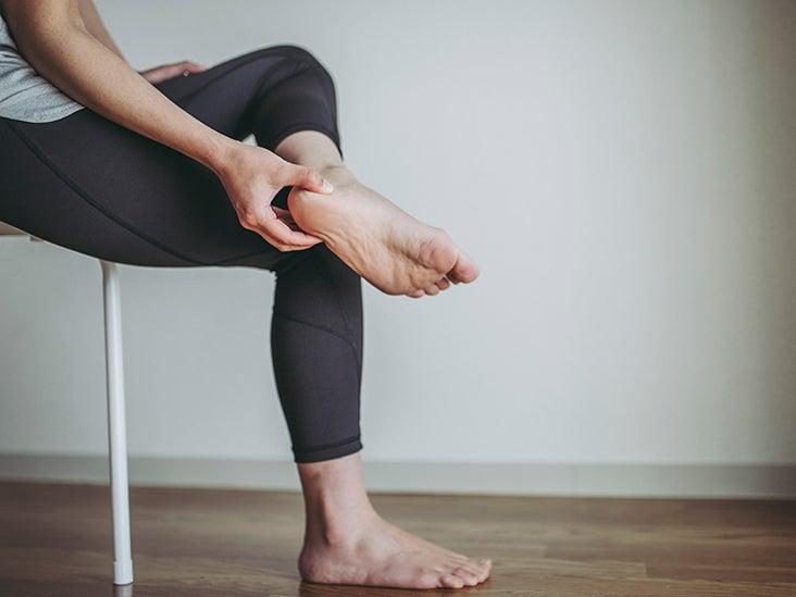 Enjoyable 8 Plantar Fasciitis Massages You Can Do Yourself Customarchery Wood Chair Design Ideas Customarcherynet