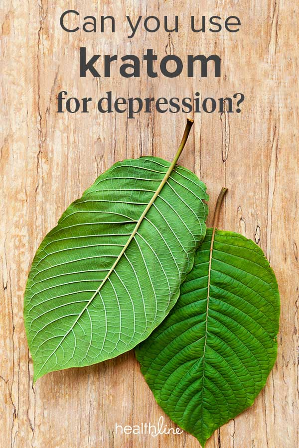 Kratom for Depression and Anxiety: Types, Dosage, Side Effects, More