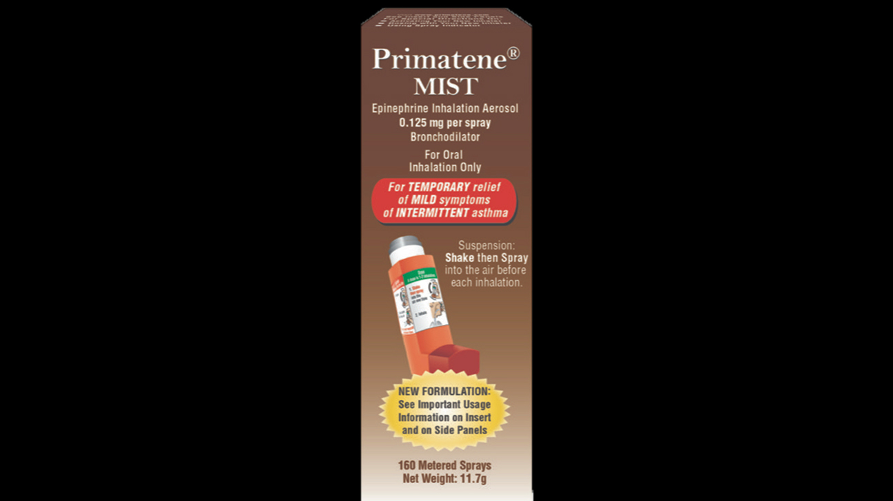 Primatene Mist Warning From Asthma Groups