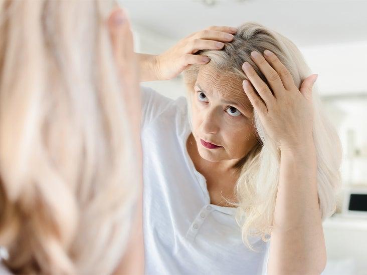 Reverse Gray Hair: 20 Nutrients, Vitamins, Supplements, Herbs, More