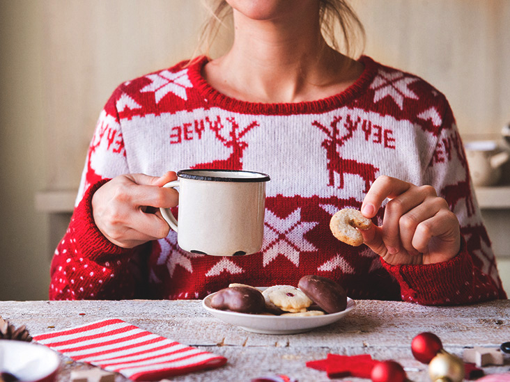 7 Ways to Eat Healthy This Holiday Season