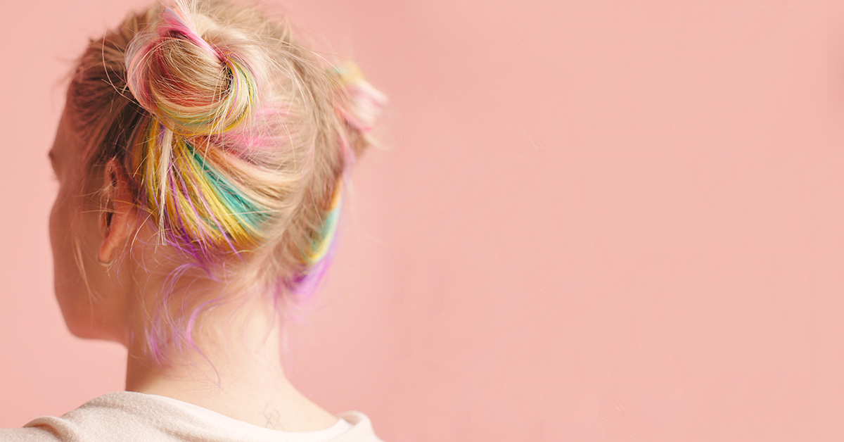 Rainbow Hair 38 Things To Know About Diy Color Dyes