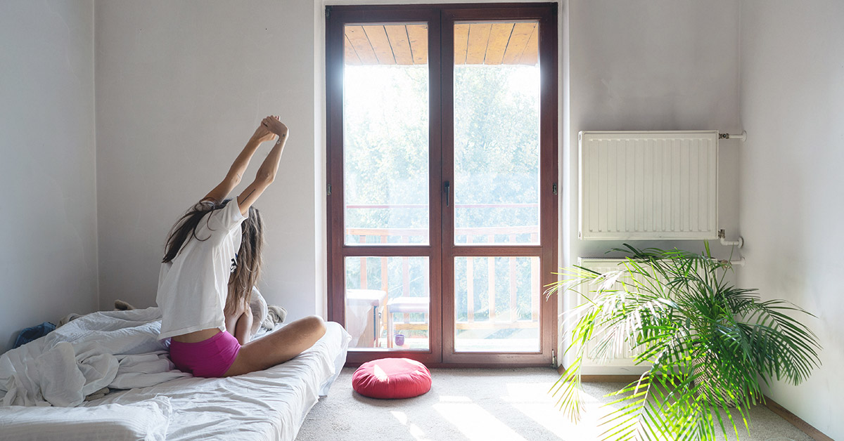 Can't Wake Up: 8 Tips to Train Yourself