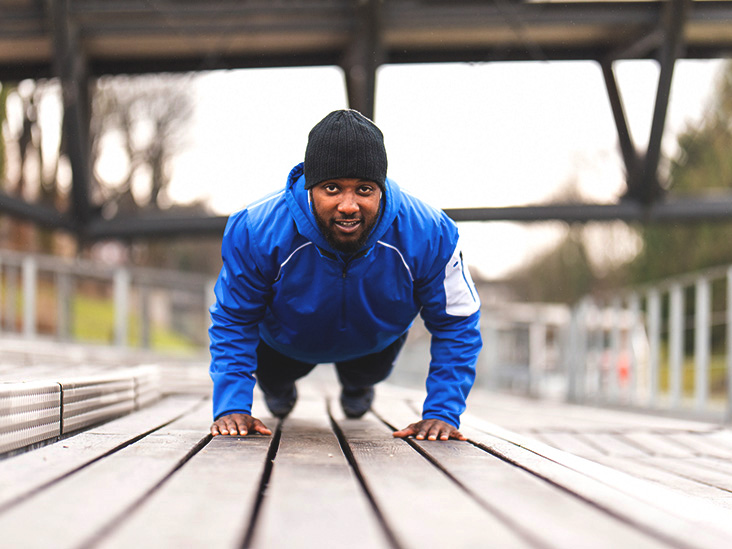 What the Number of Pushups You Can Do Says About Your Heart Health