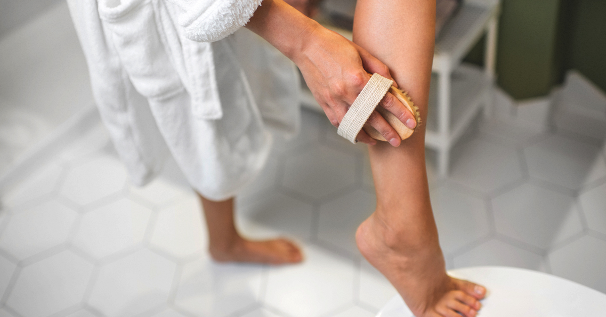 Dry Skin On Legs What S Causing It And What You Can Do