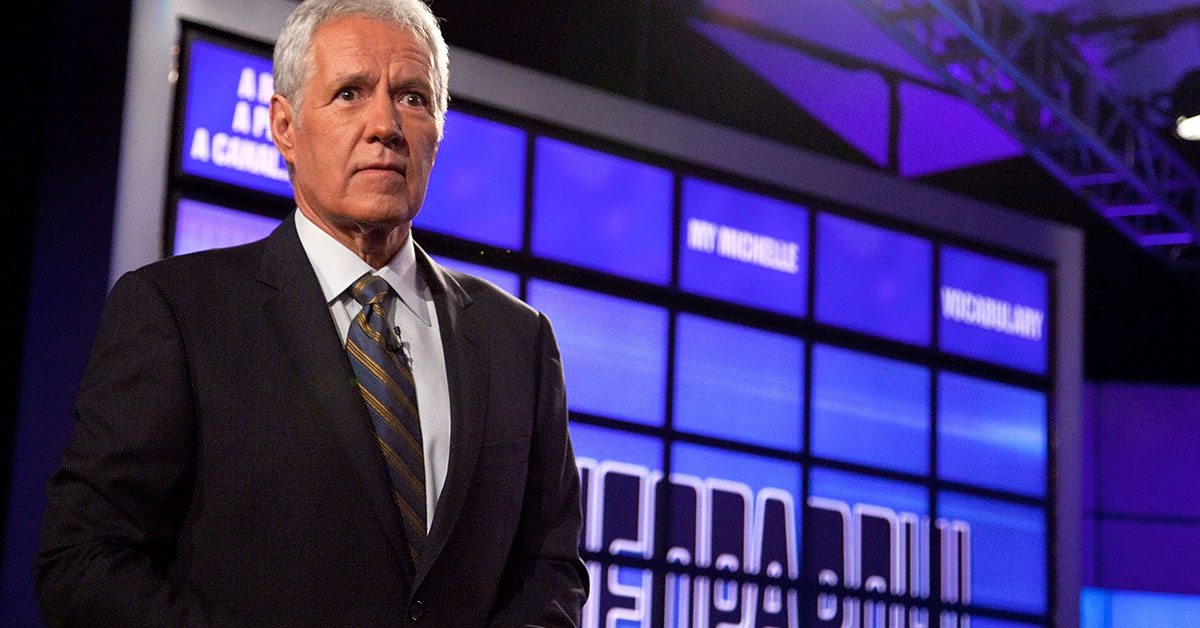 Jeopardy' Host Alex Trebek Is 'Feeling Good'