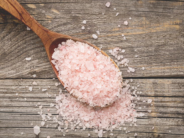 Himalayan Salt Bath as Treatment for Skin Conditions and More