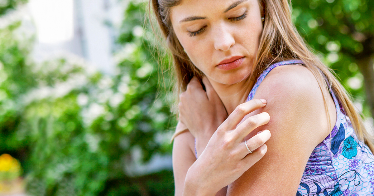 Itchy Skin No Rash Causes Symptoms And Treatments