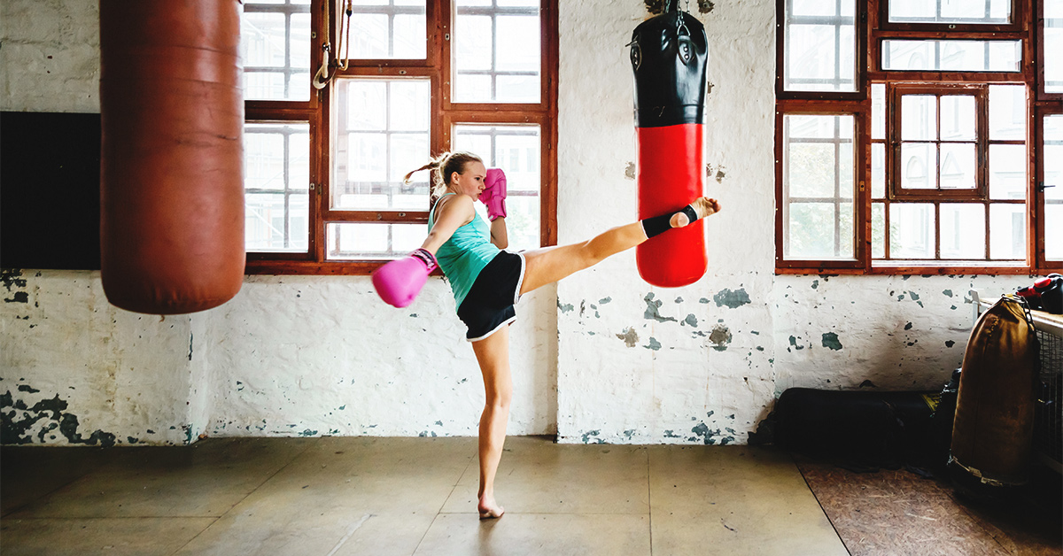 Kickboxing Benefits: Improved Heart Health, Weight Loss, and