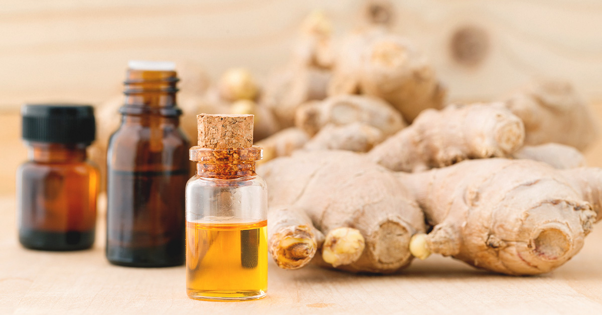 Ginger Oil: Benefits, Uses, and Side Effects