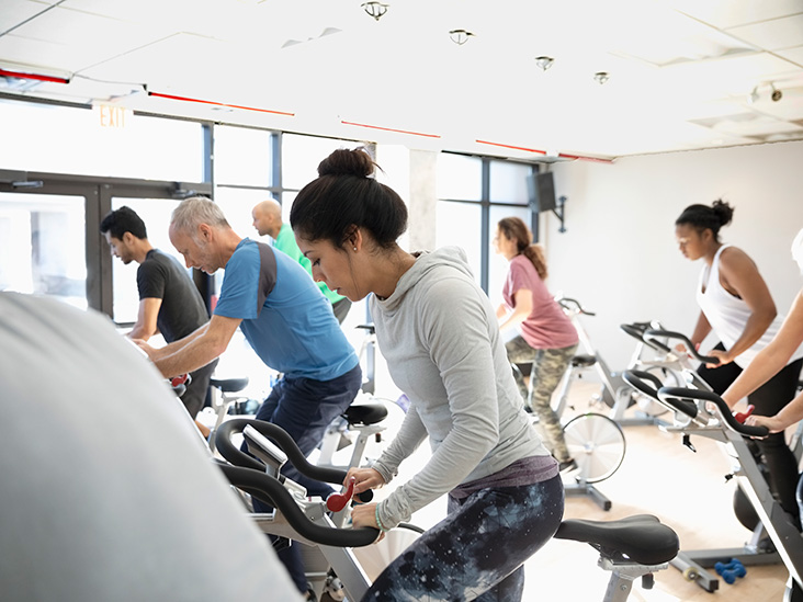 Aerobic Exercise Examples: At Home, at the Gym, Benefits