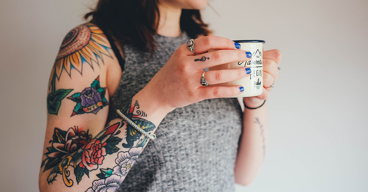Tattoos And Eczema Can Coexist Tattooing Tips If You Have Eczema