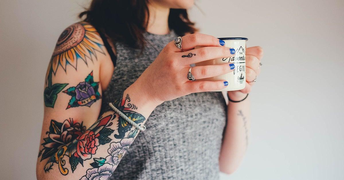 Tatuaże I Egzema Mogą Współistnieć Tatuaże Porady Jeśli