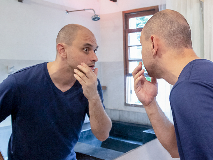 Mole shaving home a off at Removing Moles