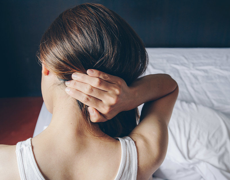 Waking Up with Neck Pain: Causes, Treatment, and Prevention
