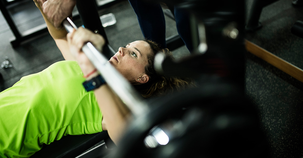 Average Bench Press for Men and Women: By Weight and Fitness Level