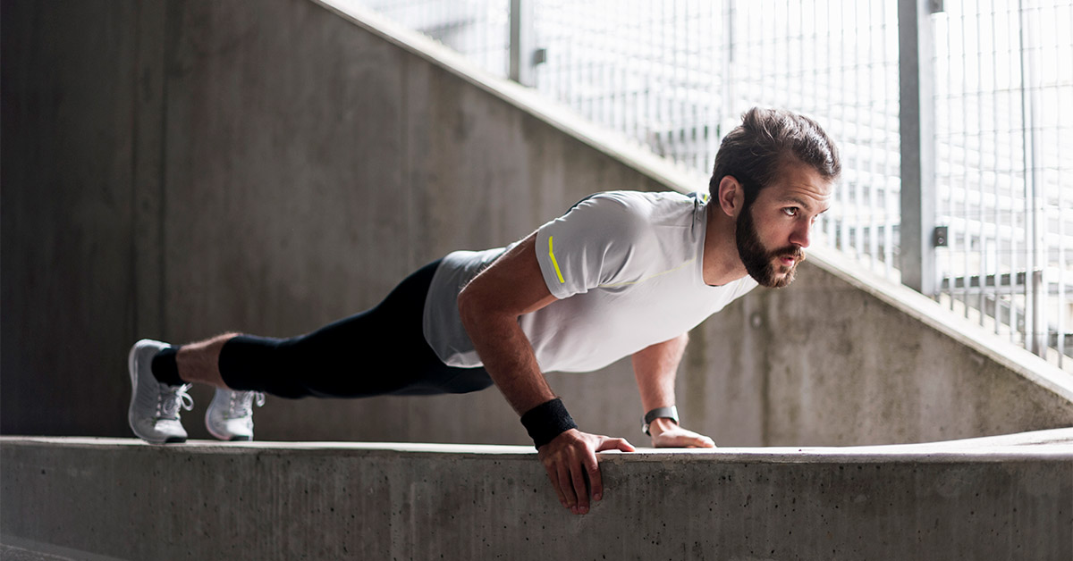 How Many Calories Do Pushups Burn?
