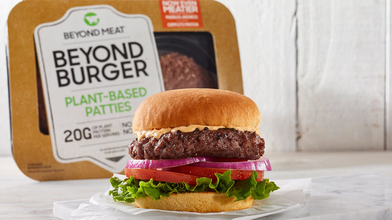 Are Beyond Burger Patties Healthy