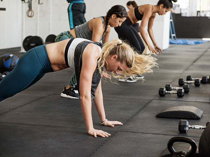 How Many Calories Do Burpees Burn? Calories and Modifications