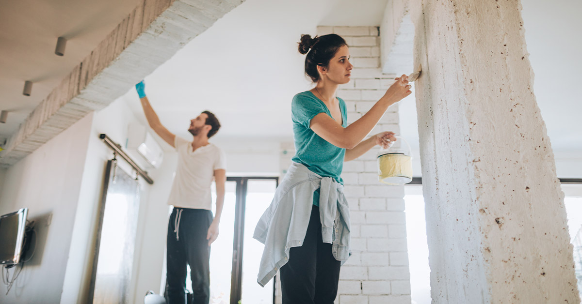 Impact of Paint Fumes on Your Health & How to Minimize Exposure
