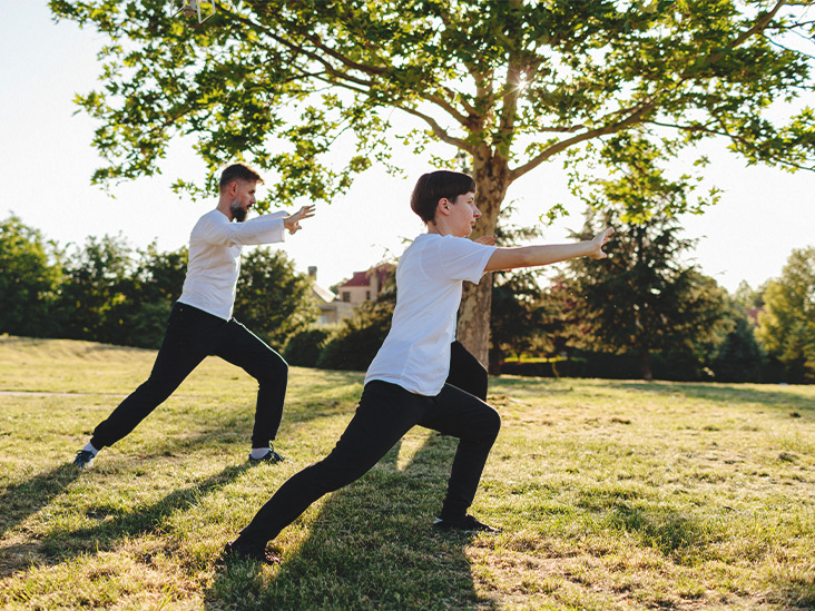 Tai Chi Benefits: Stress Reduction, Weight Loss, for Older Adults
