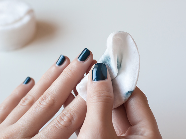 How To Remove Nail Polish From Nails Skin Clothing Plus Diy Options