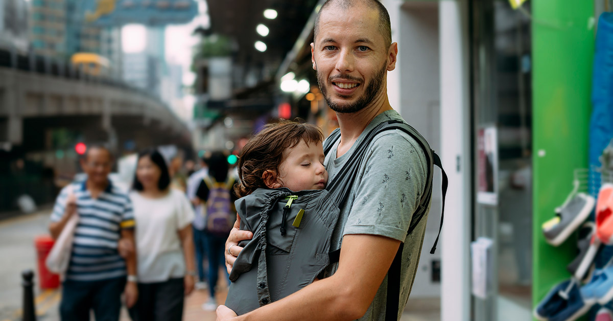 Baby Wearing Benefits Safety Tips How To Carrier Types More