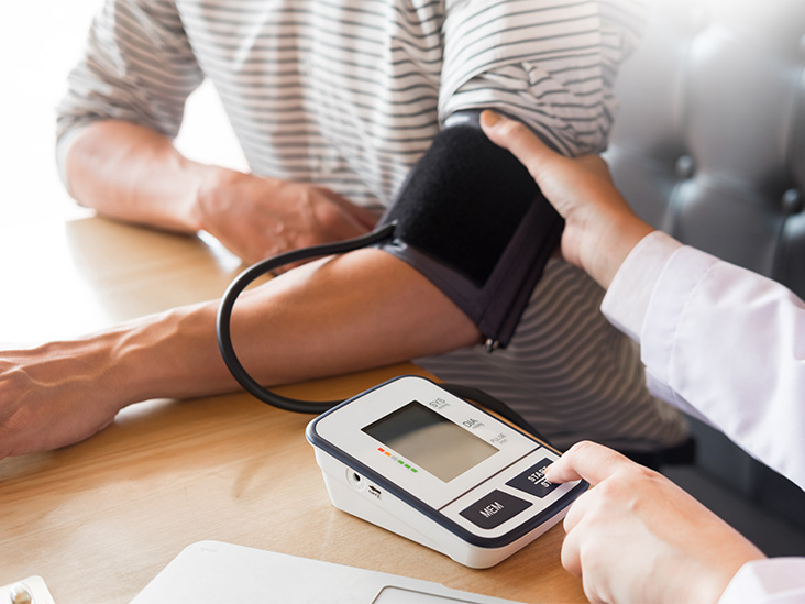Why the Bottom Number on Your Blood Pressure Reading Is Important, Too