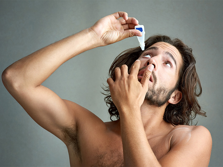 Check Your Medicine Cabinet: These Eye Drops Are Being Recalled