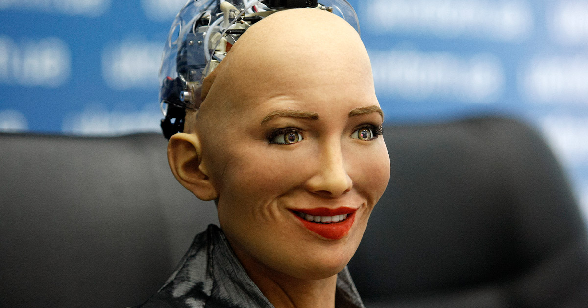 Humanlike Robots and Your Brain Creepy Feeling