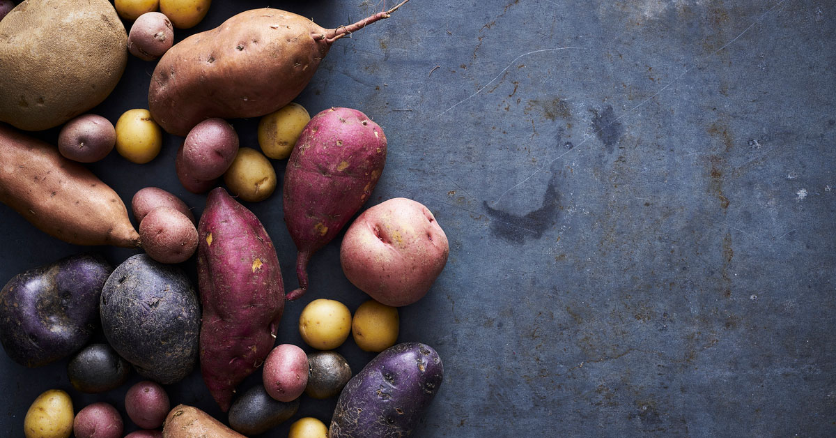 Are Sweet Potatoes A Healthy Food Choice If You Have Diabetes