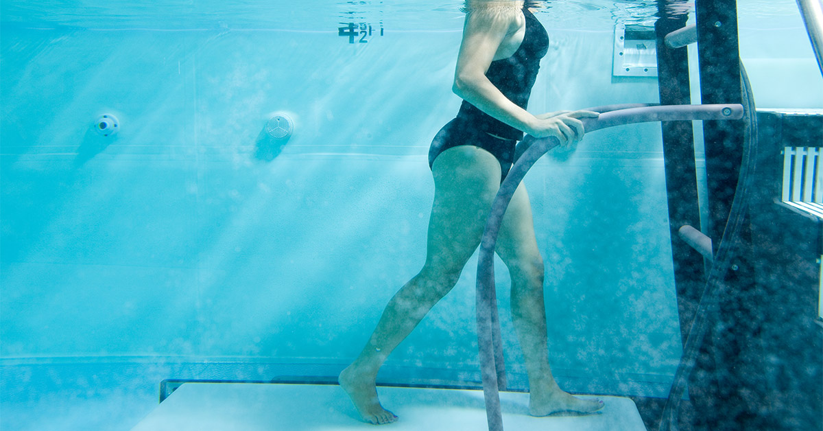 Water walking benefits and exercise variations for the pool - Calories burned walking in swimming pool ...