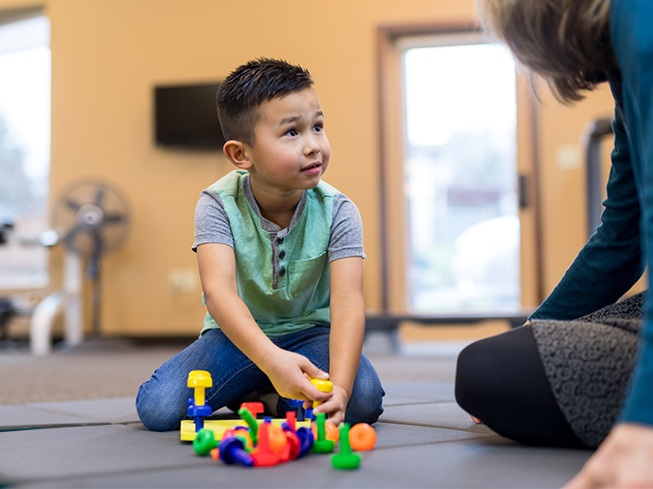 How Play Therapy Treats and Benefits Children and Some Adults