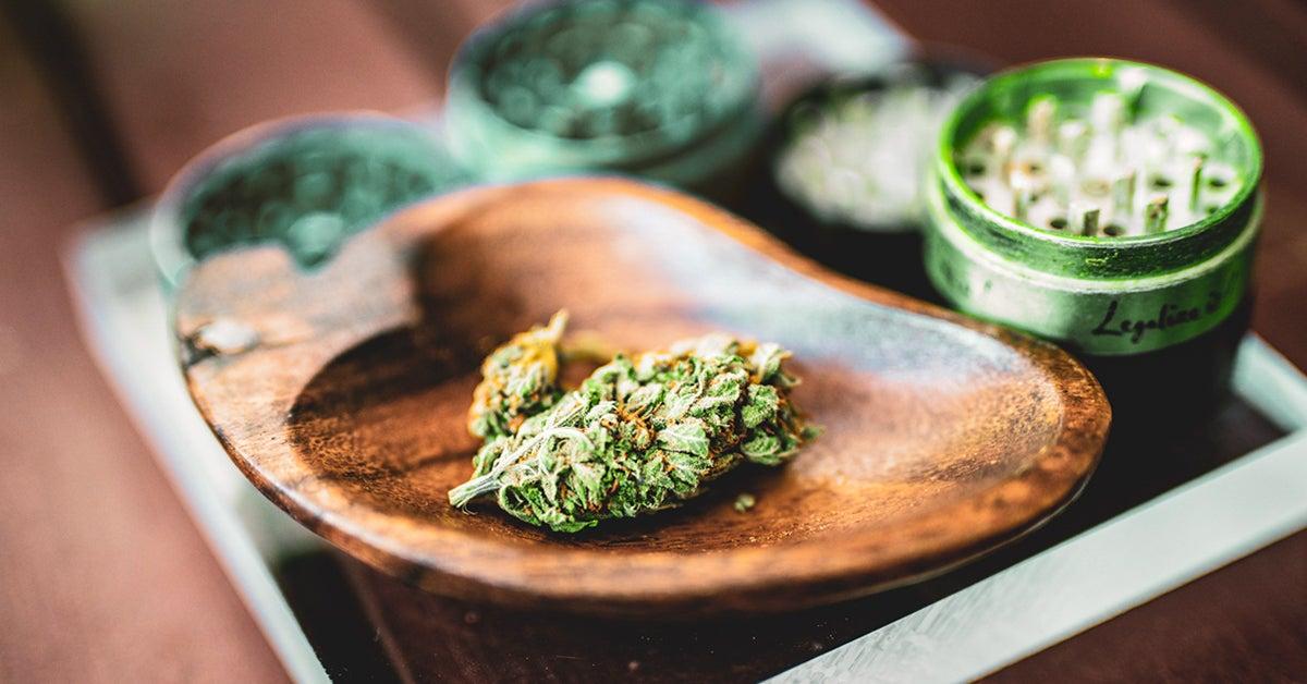 The Effects of Smoked Marijuana on Metabolism