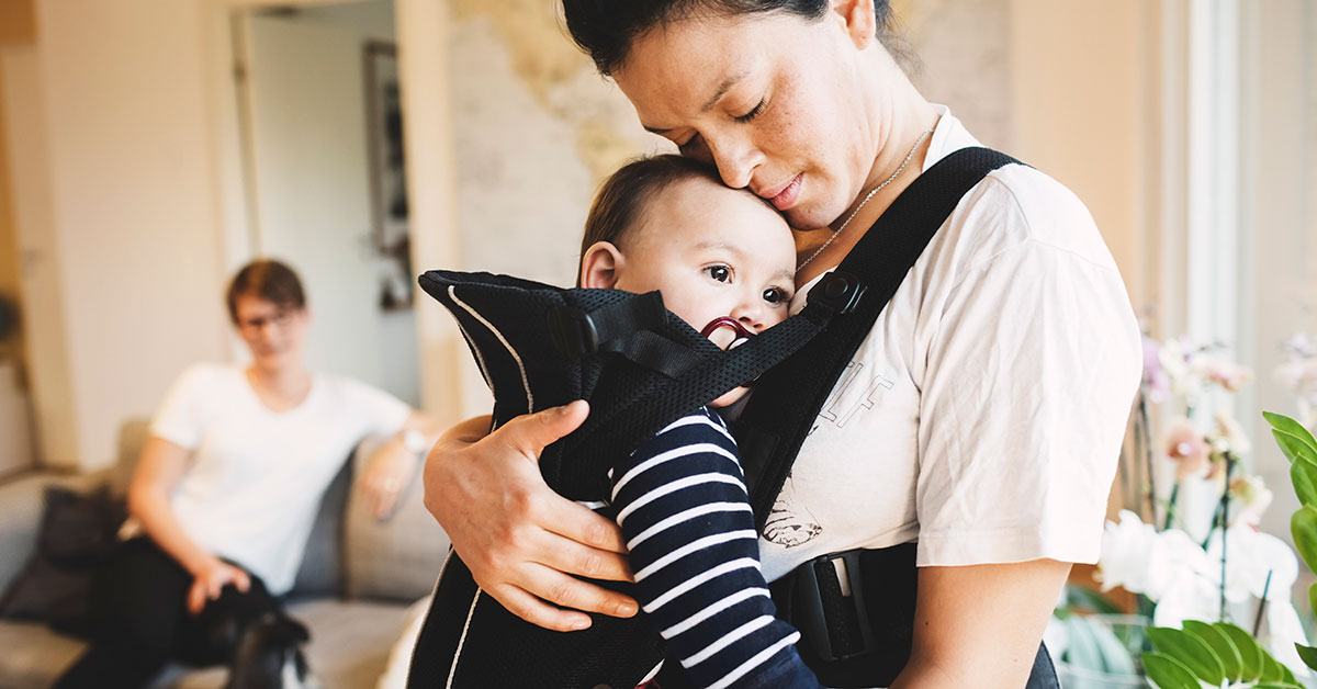 The First 42: Starting Your Postpartum Journey - cover