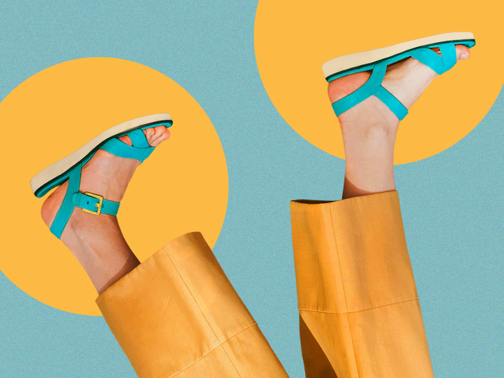 9 Top-Rated Sandals with Arch Support