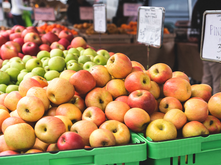 Flavonoids in Foods Like Apples and Green Tea Can Protect Against Cancer, Heart Disease