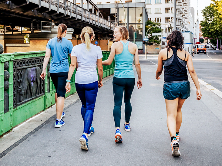 Why Walking Is One of the Best Cardio Workouts