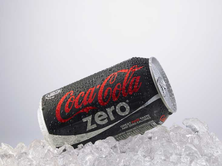 is cola zero allowed in ketogenic diet