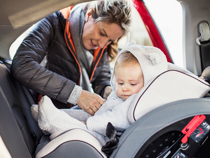 Why Car Seat Expiration Dates Exist and How to Find Them