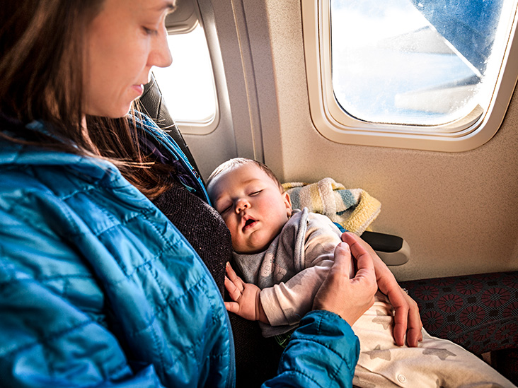 Tips For Flying With A Baby What To Know Before You Go