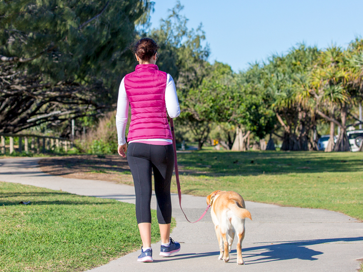 The Benefits of Starting Your Day with a Walk