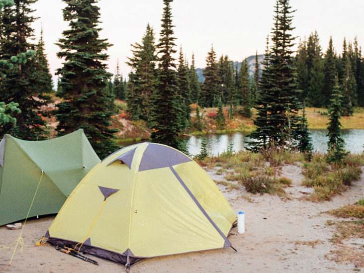 Yes, I'm Disabled — but I Still Go Camping. Here's How I Make It Work
