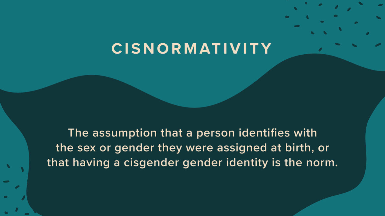 Transgender meaning binary non What Does