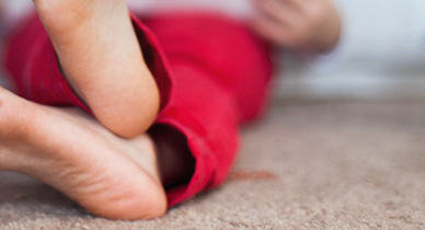 Heel Pain in Kids: Causes and Treatments