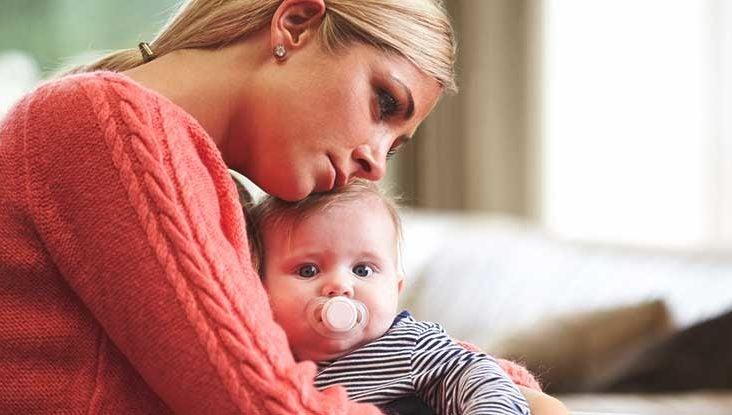 Postpartum Depression: Symptoms, Treatment, and More