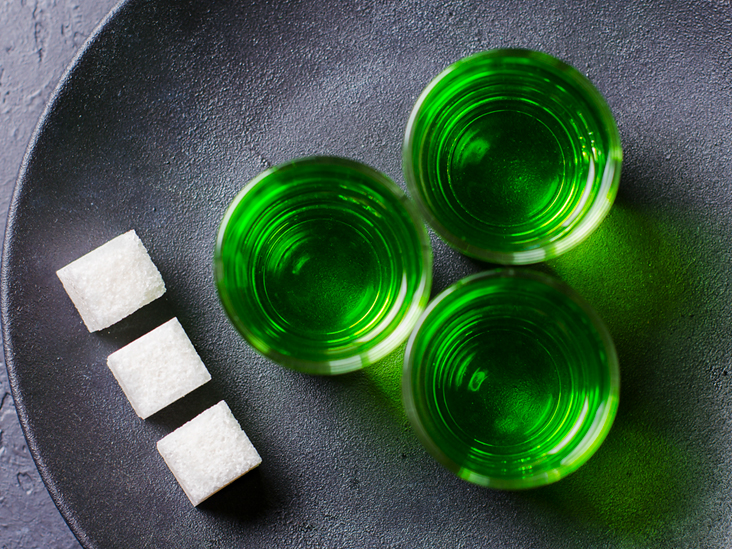Does Absinthe Really Make You Hallucinate?
