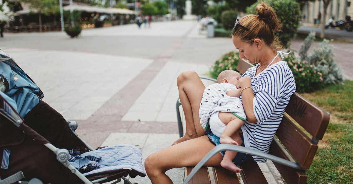 How To Breastfeed With Flat Nipples 11 Tips